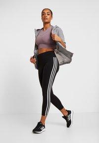 adidas Performance - OWN THE RUN - Sports jacket - grey three - 1