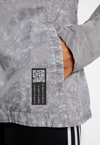 adidas Performance - OWN THE RUN - Sports jacket - grey three - 9