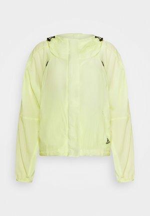 Treningsjakke - yellow