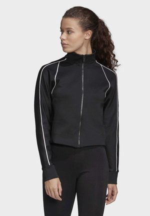 STYLE TRACK TOP - Training jacket - black