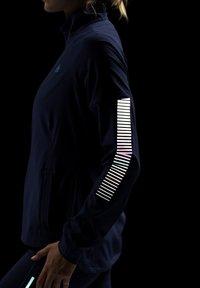 adidas Performance - RISE UP N RUN JACKET - Giacca sportiva - tech indigo - 5