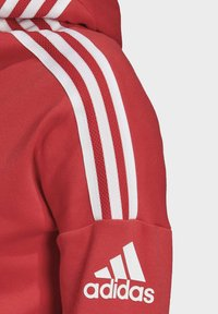adidas Performance - Zip-up hoodie - glory red - 4