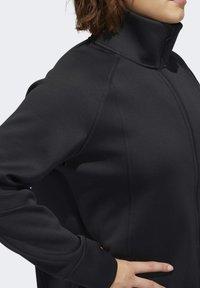 adidas Performance - LONG TRACK TOP - Winter coat - black - 7