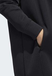 adidas Performance - LONG TRACK TOP - Winter coat - black - 5
