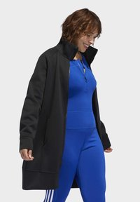 adidas Performance - LONG TRACK TOP - Winter coat - black - 3