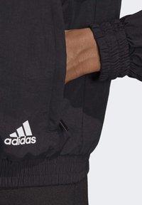adidas Performance - WOVEN BOMBER JACKET - Training jacket - black - 6