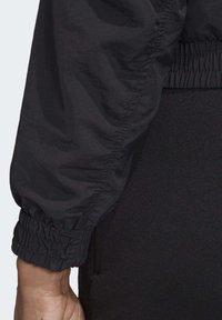 adidas Performance - WOVEN BOMBER JACKET - Training jacket - black - 7