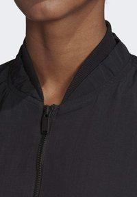 adidas Performance - WOVEN BOMBER JACKET - Training jacket - black - 4