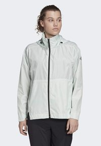 adidas Performance - URBAN WIND.RDY JACKET - Veste coupe-vent - green - 0