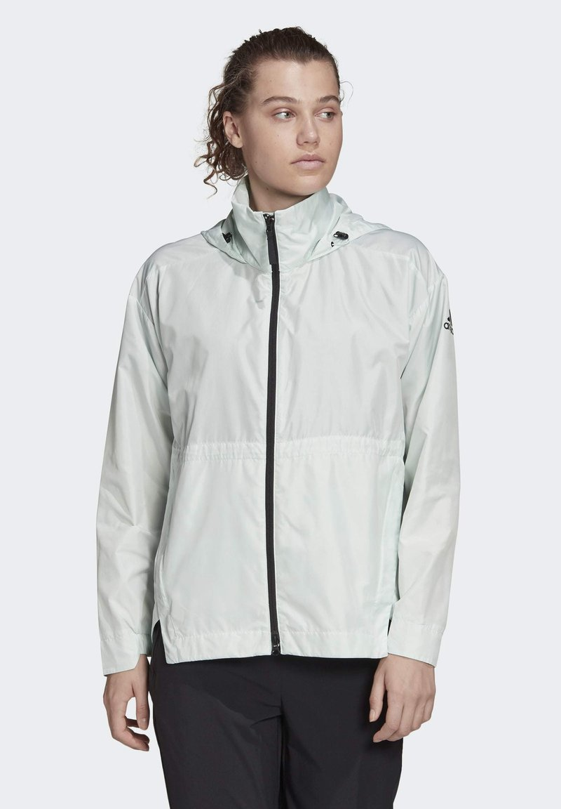 adidas Performance - URBAN WIND.RDY JACKET - Veste coupe-vent - green