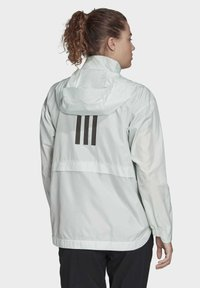 adidas Performance - URBAN WIND.RDY JACKET - Veste coupe-vent - green - 2