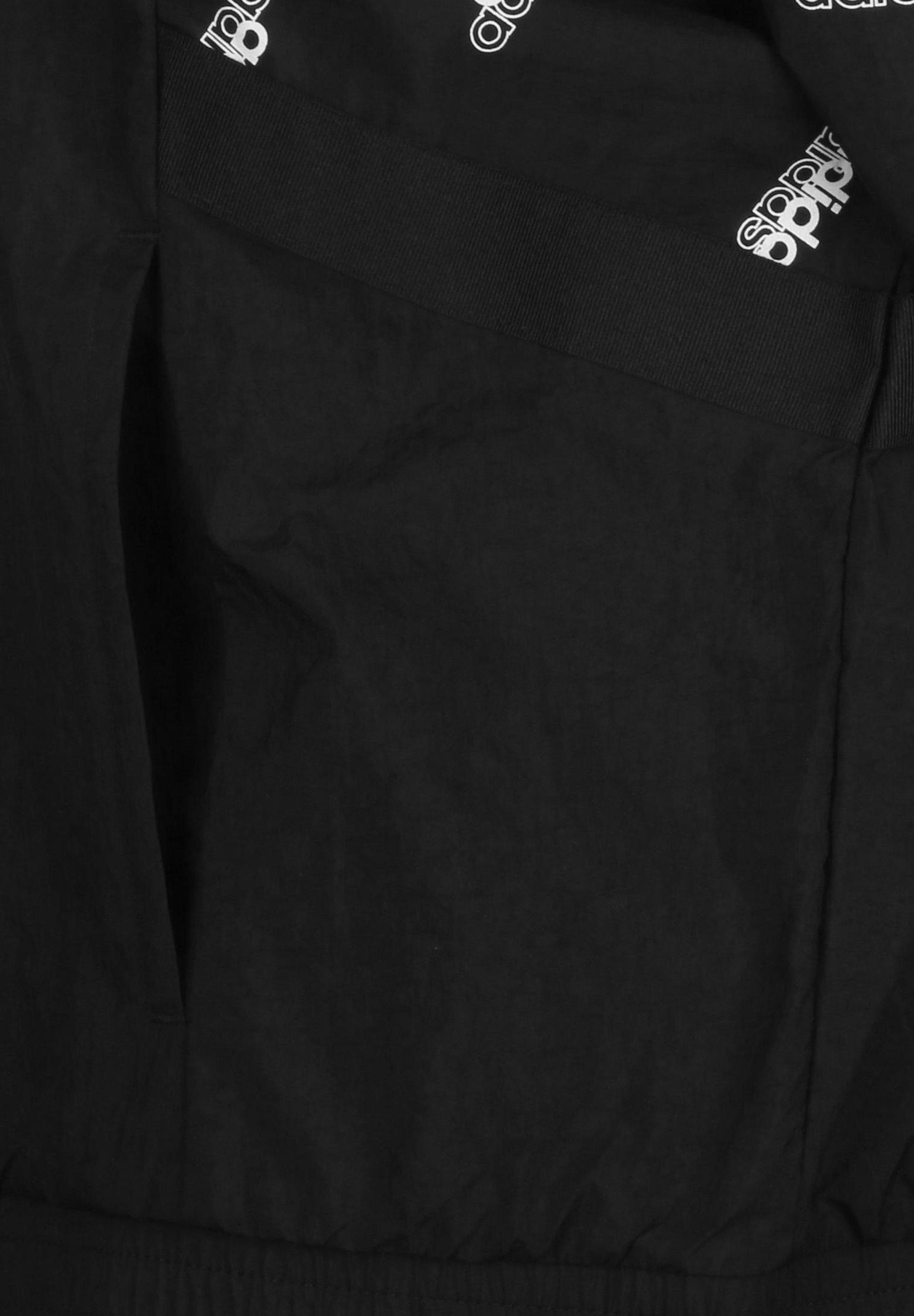 adidas Performance FAVORITES REGENJACKE DAMEN - Kurtka sportowa - black / white
