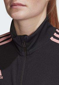 adidas Performance - TIRO TRACK TRACK TOP - Kurtka sportowa - black - 3