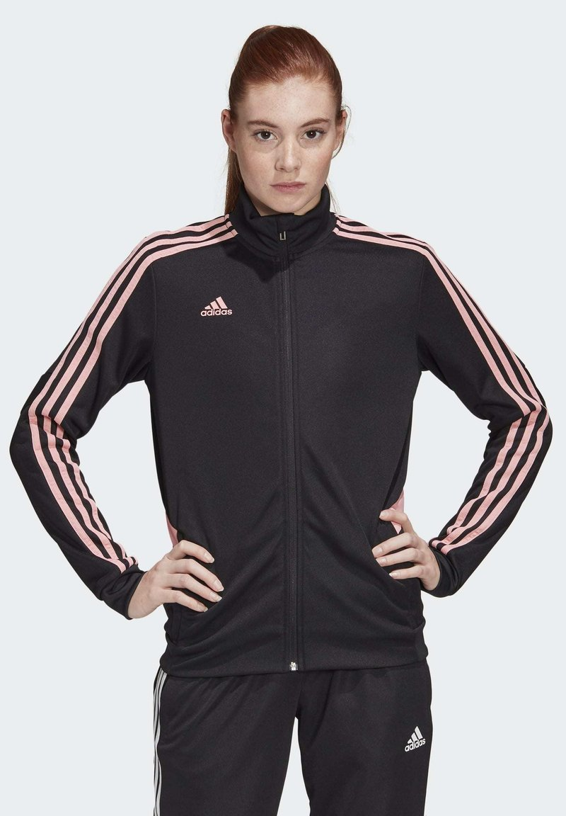 adidas Performance - TIRO TRACK TRACK TOP - Kurtka sportowa - black