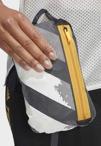 adidas Performance - TERREX AGRAVIC RAIN JACKET - Waterproof jacket - black - 6