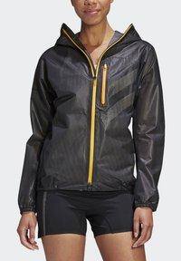 adidas Performance - TERREX AGRAVIC RAIN JACKET - Waterproof jacket - black - 4