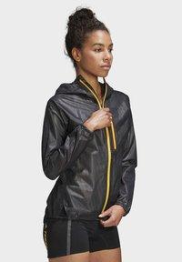 adidas Performance - TERREX AGRAVIC RAIN JACKET - Waterproof jacket - black - 2