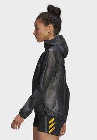 adidas Performance - TERREX AGRAVIC RAIN JACKET - Waterproof jacket - black - 3