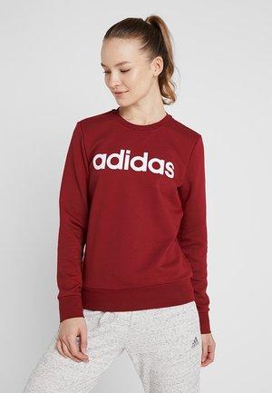 Sweater - dark red