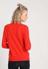 adidas Performance - Sweatshirt - active red/white - 2