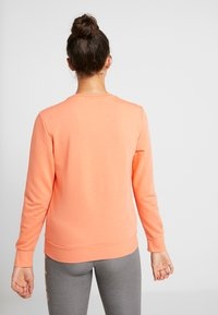 adidas Performance - Sweatshirt - semi coral/white - 2