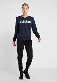 adidas Performance - Felpa - dark blue/blue - 1