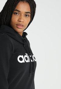 adidas Performance - Hoodie - black - 4