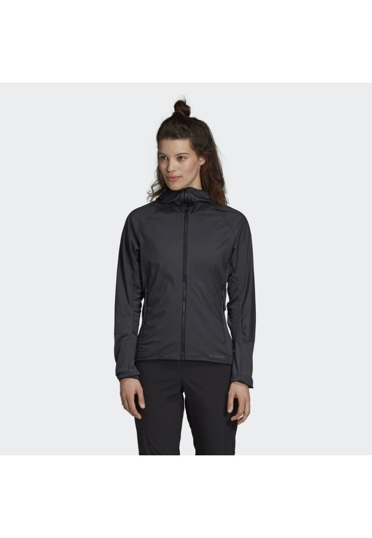 adidas Performance - TERREX SKYCLIMB FLEECE JACKET - Fleecejakke - grey