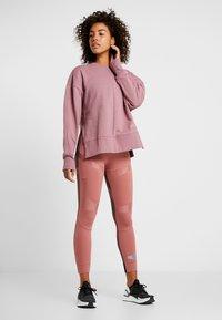adidas Performance - Mikina - blush mauve - 1