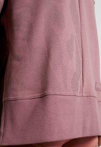 adidas Performance - Mikina - blush mauve - 6