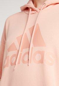 adidas Performance - Luvtröja - pink - 5
