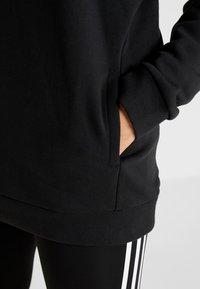 adidas Performance - Hoodie - black - 5