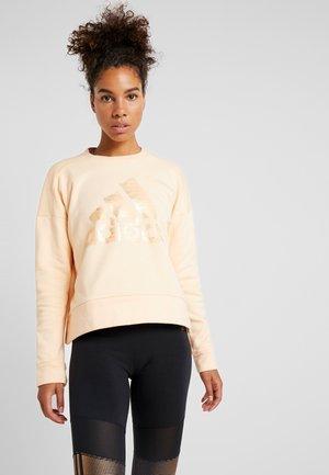 GLAM  - Sweatshirt - glow orange