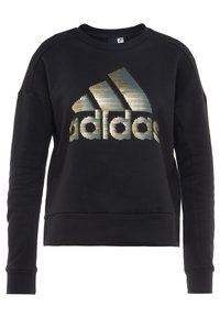 adidas Performance - GLAM  - Felpa - black - 6
