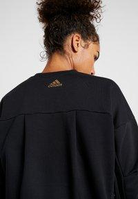 adidas Performance - GLAM  - Sweatshirt - black - 5
