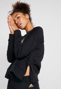 adidas Performance - GLAM  - Sweatshirt - black - 3