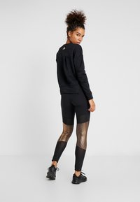 adidas Performance - GLAM  - Felpa - black - 2
