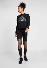 adidas Performance - GLAM  - Sweatshirt - black - 1