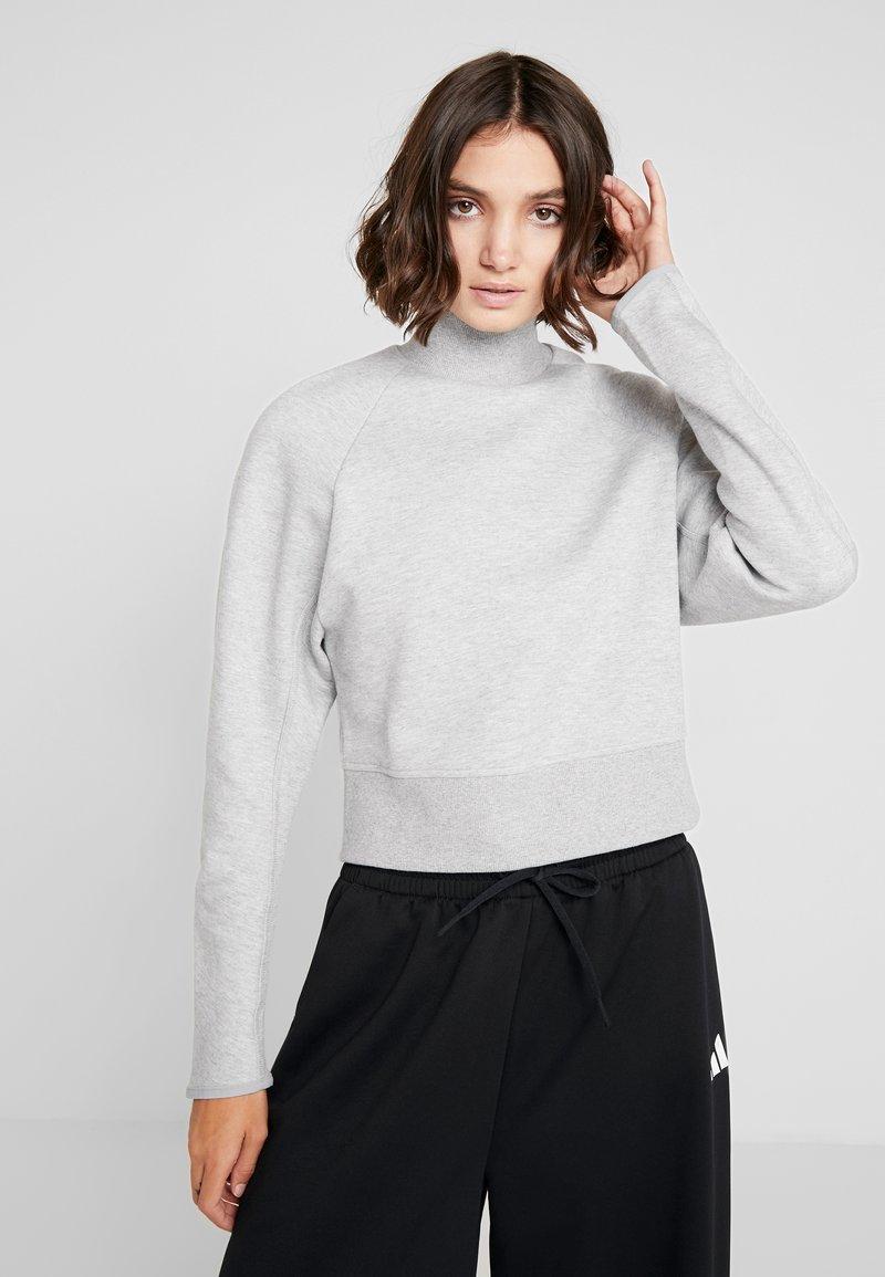 adidas Performance - VRCT CREW - Sweatshirt - grey