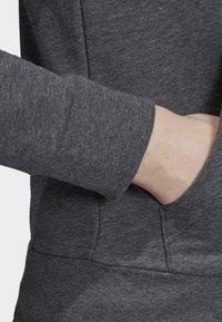 adidas Performance - ESSENTIALS LINEAR HOODIE - Hettejakke - grey - 2