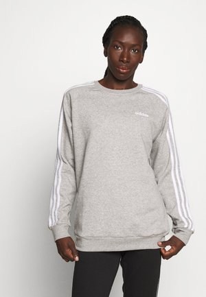 CREW - Sweatshirt - medium grey heather