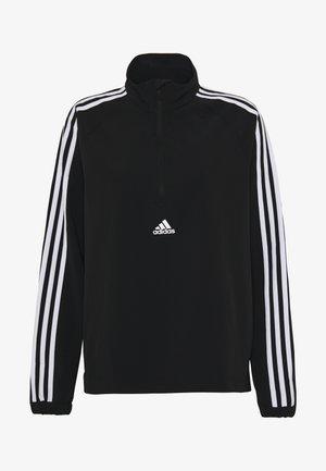 WVN 3S 1/2 ZIP - Training jacket - black/white