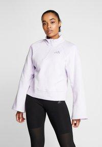 adidas Performance - CREW - Sweatshirt - purple - 0