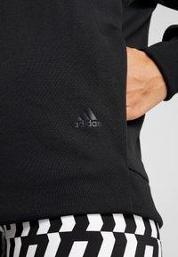 adidas Performance - Sweatshirt - black - 4
