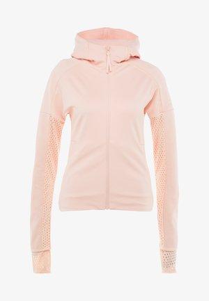 ZNE - Träningsjacka - glow pink
