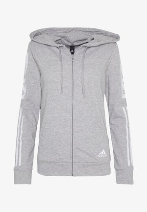 BLOCK - Collegetakki - medium grey heather