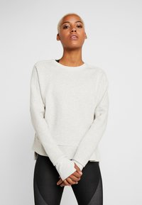adidas Performance - CREW - Sweatshirt - light grey - 0