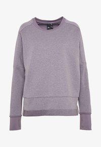 adidas Performance - CREW - Sweatshirt - purple - 5