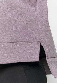 adidas Performance - CREW - Sweatshirt - purple - 6