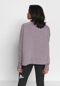 adidas Performance - CREW - Sweatshirt - purple - 2